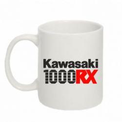 Кружка 320ml Kawasaki 1000RX - FatLine