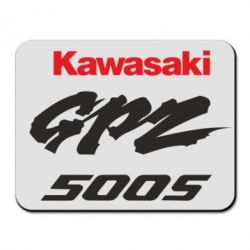 Коврик для мыши Kawasaki GPZ500S - FatLine
