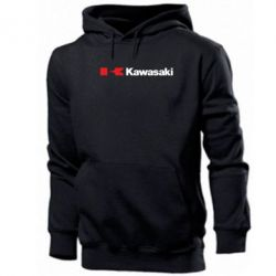 Толстовка Kawasaki Logo - FatLine