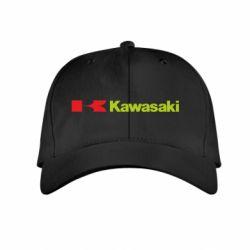 Детская кепка Kawasaki Logo - FatLine