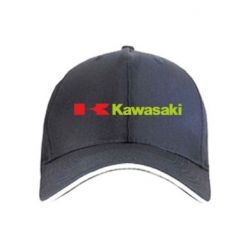 кепка Kawasaki Logo - FatLine