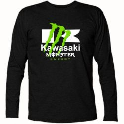 �������� � ������� ������� Kawasaki Monster Energy