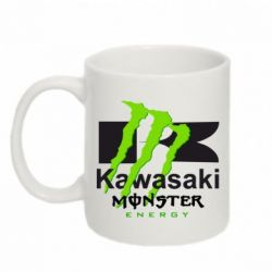 Кружка 320ml Kawasaki Monster Energy - FatLine