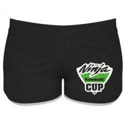 Женские шорты Kawasaki Ninja Cup