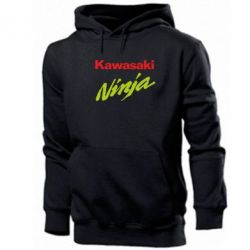 Толстовка Kawasaki Ninja - FatLine