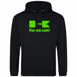 Толстовка Kawasaki - FatLine