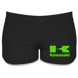 Женские шорты Kawasaki - FatLine