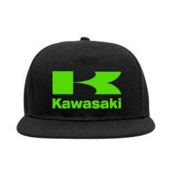 Снепбек Kawasaki - FatLine