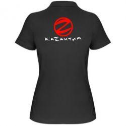 Женская футболка поло Казантип - FatLine