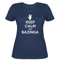 ������� �������� Keep Calm and Bazinga - FatLine