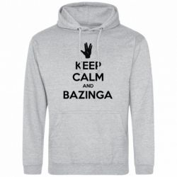 ������� ��������� Keep Calm and Bazinga - FatLine