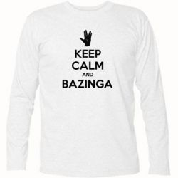 �������� � ������� ������� Keep Calm and Bazinga
