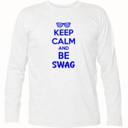 �������� � ������� ������� KEEP CALM and BE SWAG - FatLine