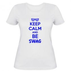 ������� �������� KEEP CALM and BE SWAG - FatLine