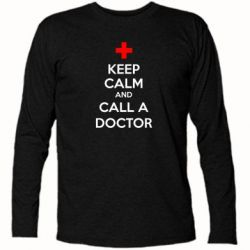 �������� � ������� ������� KEEP CALM and CALL A DOCTOR - FatLine