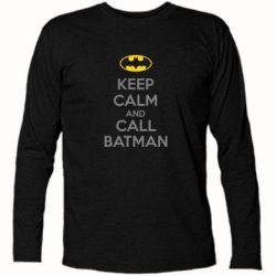 �������� � ������� ������� KEEP CALM and CALL BATMAN - FatLine