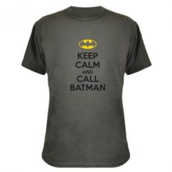 ����������� �������� KEEP CALM and CALL BATMAN