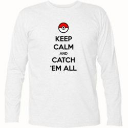 �������� � ������� ������� Keep Calm and Catch 'em all! - FatLine