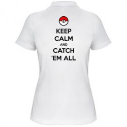 ������� �������� ���� Keep Calm and Catch 'em all! - FatLine
