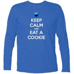 �������� � ������� ������� Keep Calm and Eat a cookie - FatLine