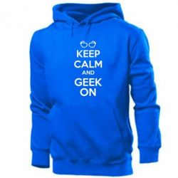 ��������� KEEP CALM and GEEK ON - FatLine