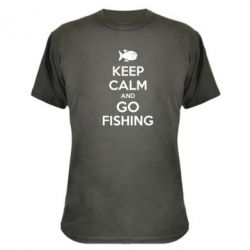����������� �������� Keep Calm and go fishing - FatLine