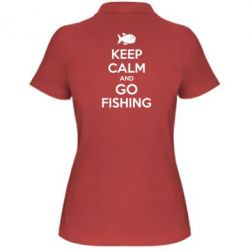 ������� �������� ���� Keep Calm and go fishing - FatLine