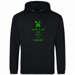 ��������� KEEP CALM and HUG A CREEPER - FatLine