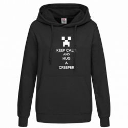 ������� ��������� KEEP CALM and HUG A CREEPER