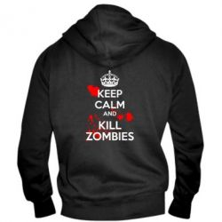 ������� ��������� �� ������ KEEP CALM and KILL ZOMBIES - FatLine