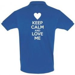 �������� ���� Keep calm and love me - FatLine