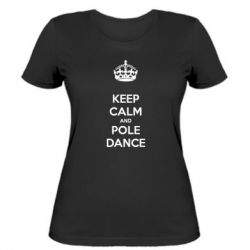������� �������� KEEP CALM and pole dance