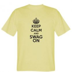 ������� �������� KEEP CALM and SWAG ON - FatLine