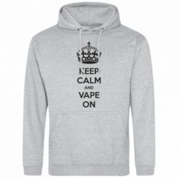 ������� ��������� KEEP CALM and VAPE ON - FatLine