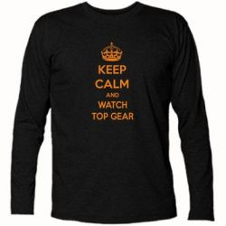 �������� � ������� ������� KEEP CALM and WATCH TOP GEAR