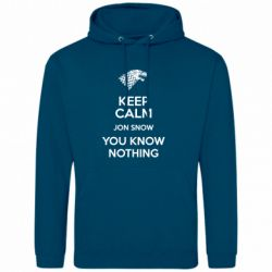 ������� ��������� Keep Calm Jon Snow