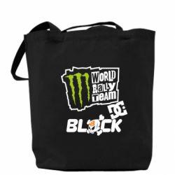 Сумка Ken Block Monster Energy - FatLine