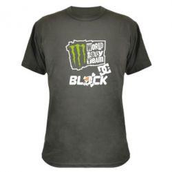 Камуфляжная футболка Ken Block Monster Energy - FatLine