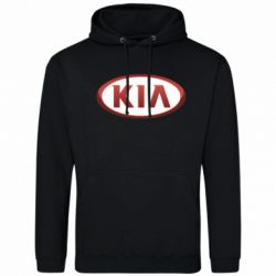 Мужская толстовка KIA 3D Logo - FatLine