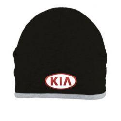 Шапка KIA 3D Logo - FatLine