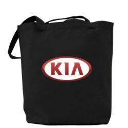 Сумка KIA 3D Logo - FatLine