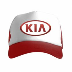 Кепка-тракер KIA 3D Logo