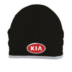 Шапка KIA Logo 3D - FatLine