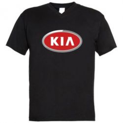 ������� ��������  � V-�������� ������� KIA Logo 3D - FatLine
