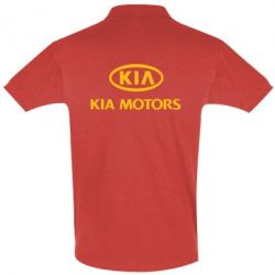 Футболка Поло Kia Logo - FatLine
