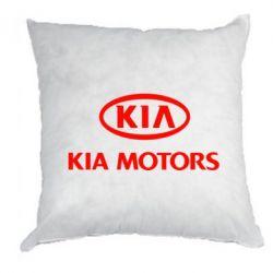Подушка Kia Logo - FatLine