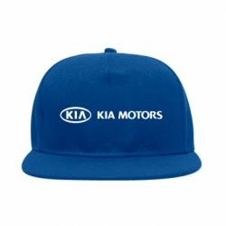 Снепбек Kia Motors Logo - FatLine