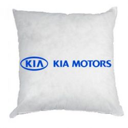 Подушка Kia Motors Logo - FatLine