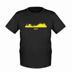 Детская футболка KIEV - FatLine