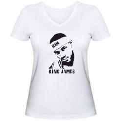 ������� �������� � V-�������� ������� King James - FatLine